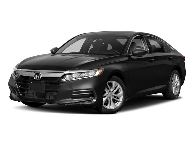 New 2018 Honda Accord Sedan LX FWD