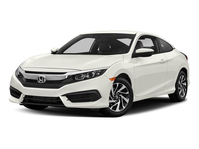 New 2018 Honda Civic Coupe LX FWD