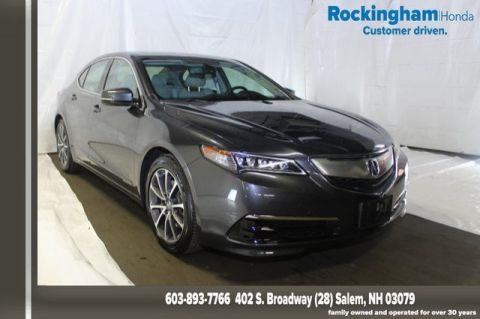 Pre-Owned 2015 Acura TLX V6