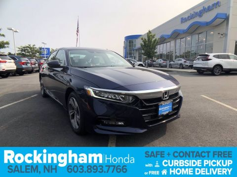 New 2020 Honda Accord Sedan EX-L